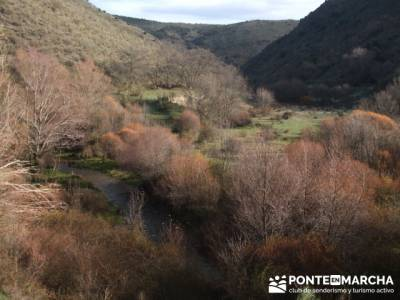 Meandros Río Lozoya- Senda Genaro GR300 - vacaciones madrid; fines semana; grupos senderismo madrid